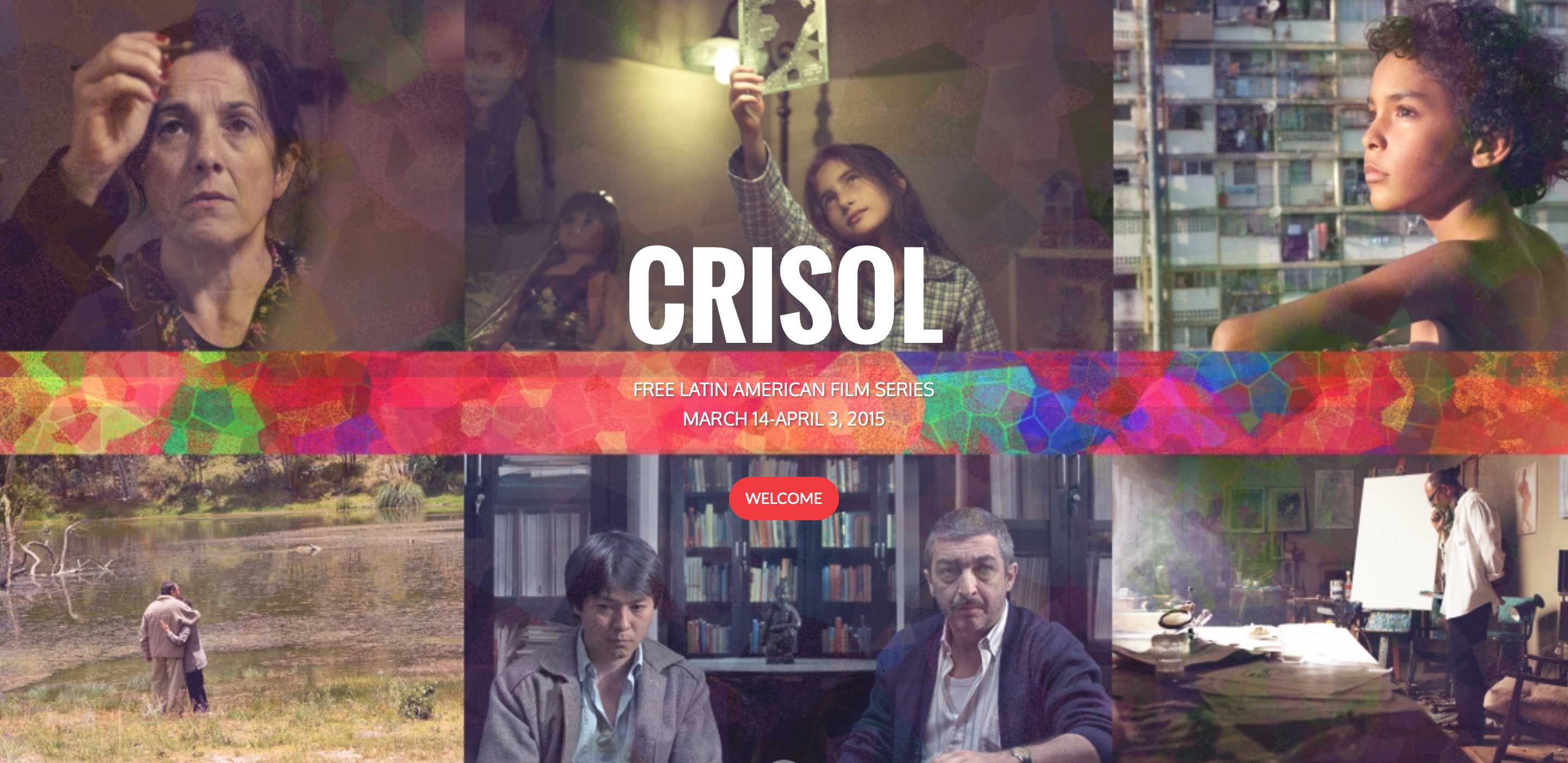 CRISOLFILMINITIATIVE WEB PAGE