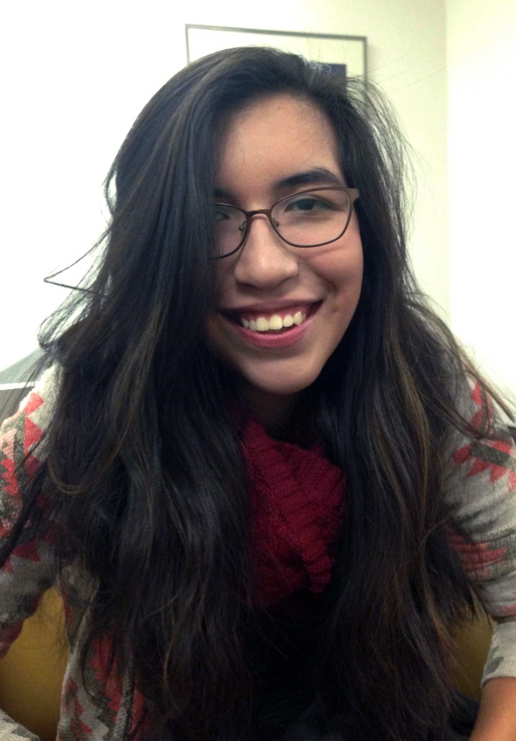 U film & media arts student, Karem Orrego, Founder of Crisol Film Initiative