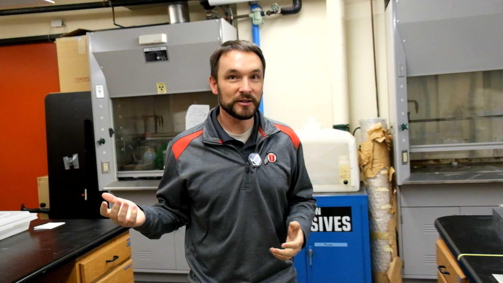 Ryan Schow Nuclear Reactor Supervisor