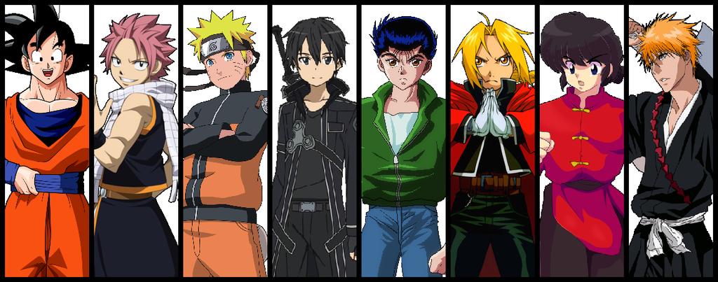Anime Characters List : Geek wish list anime mc redo k ute radio