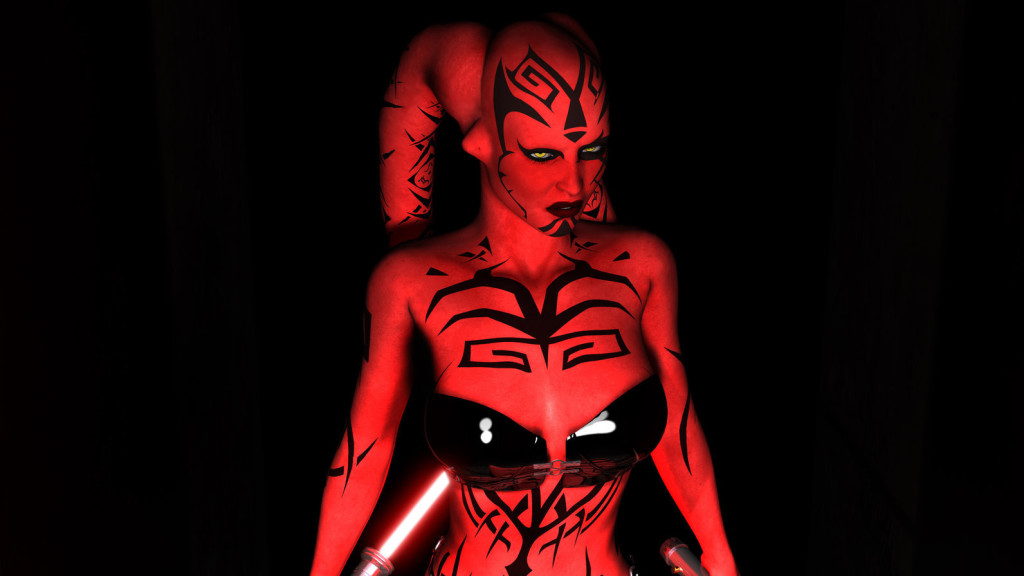 Darth Talon (WIP) By Aphrodite, DeviantArt.com