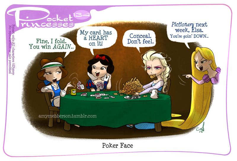 Pocket Princesses from amymebberson.tumblr.com