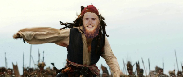 Yakob the Pirate!