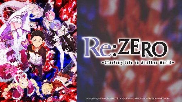 Re:Zero kara Hajimeru Isekai Seikatsu | K-UTE Radio