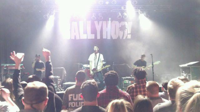 Ballyhoo! (2)