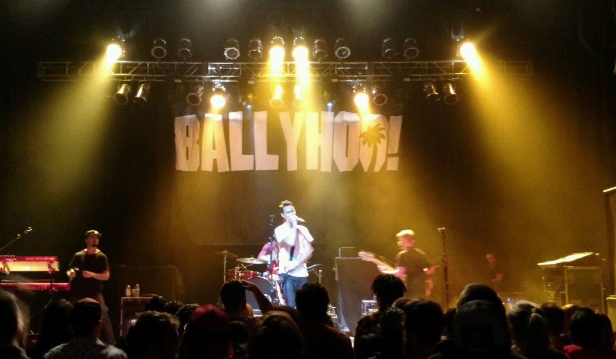 Ballyhoo! (5)