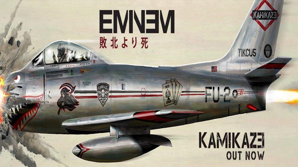 Slim Shady's Comeback: Kamikaze | K-UTE Radio