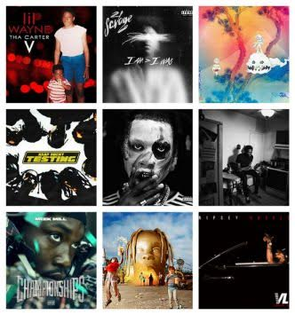 Top 10 • US Bubbling Under Hip-Hop/R&B Songs • April 13 ...