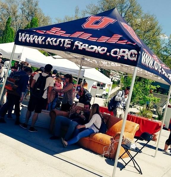 K-UTE Tent