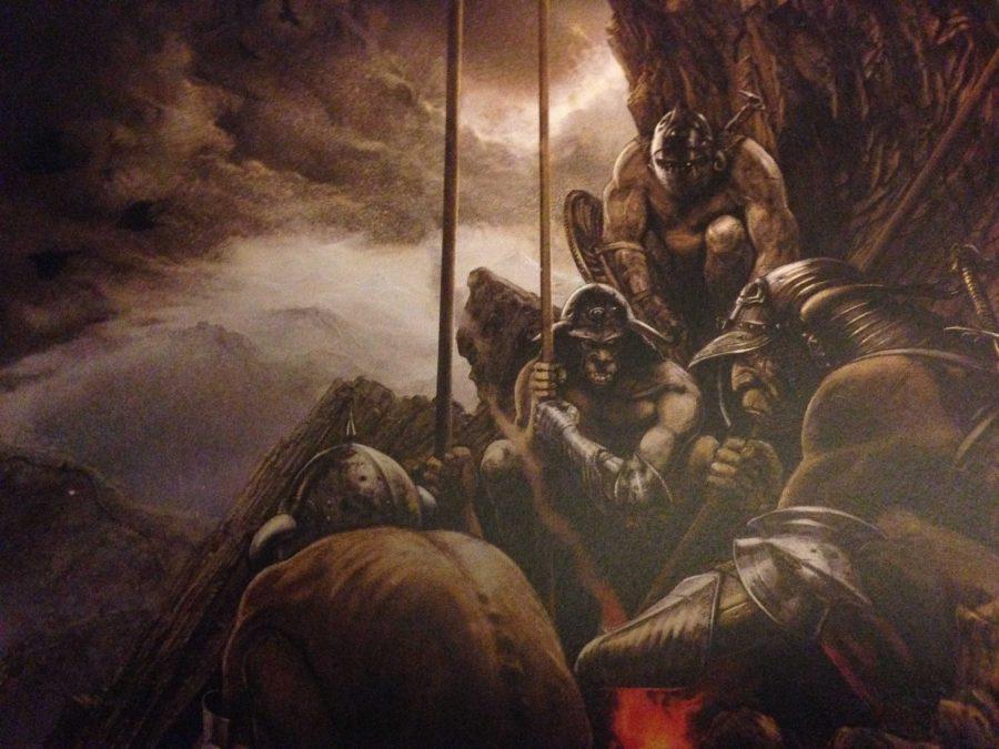 The Uruk-Hai by John Howe