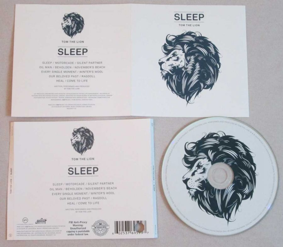 Review%3A+%22Sleep%22+by+Tom+the+Lion+Album