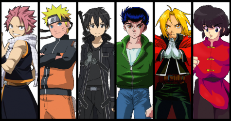 Geek Wish-List: Anime MC Redo