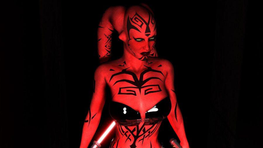 Darth Talon (WIP) By Aphrodite, DeviantArt.com