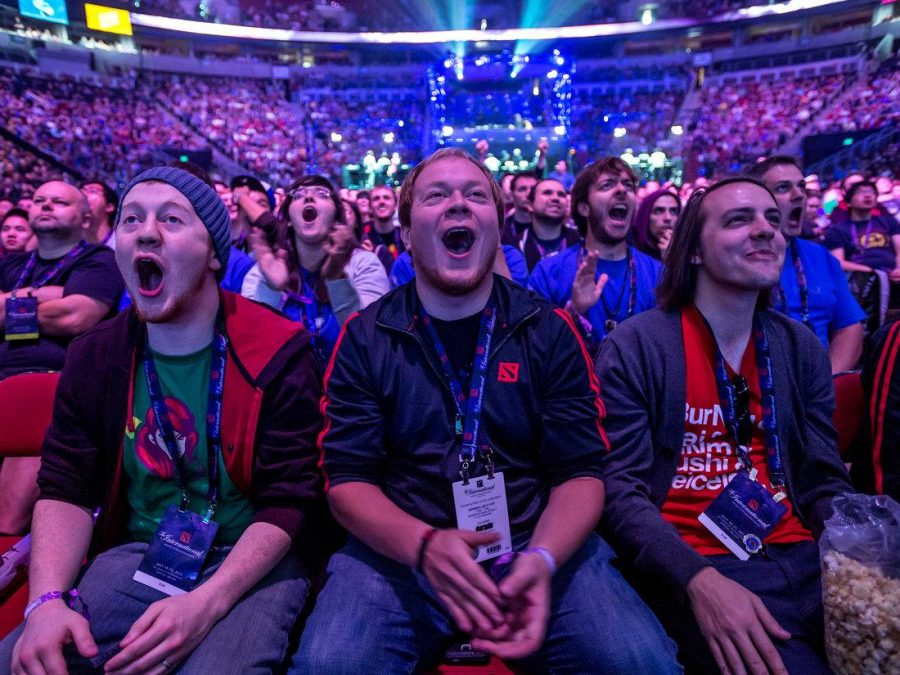 In E-Sports, Video Gamers Draw Real Crowds and Big Money (NYT).
