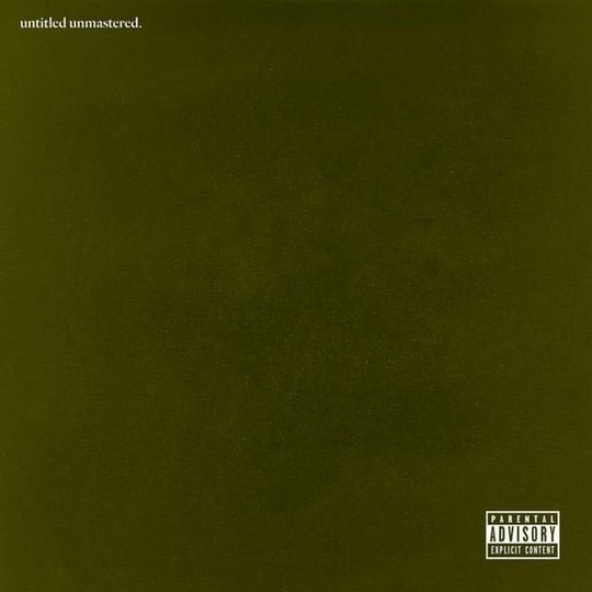 Review: untitled unmastered by Kendrick Lamar
