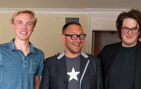 The Geekwave Episode 30: Cory Doctorow on the Reality of Science Fiction