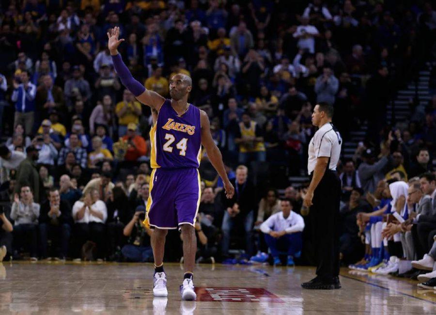 Dear Kobe . . .