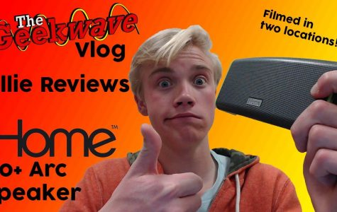 Geekwave Vlog: iHome Go+ Arc Bluetooth Speaker Unboxing and Review