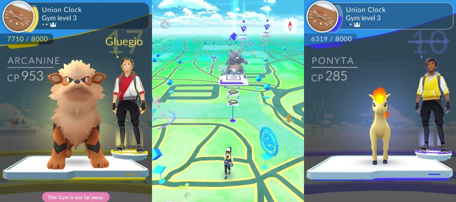 Adventures of A Geek - Pokemon Go!