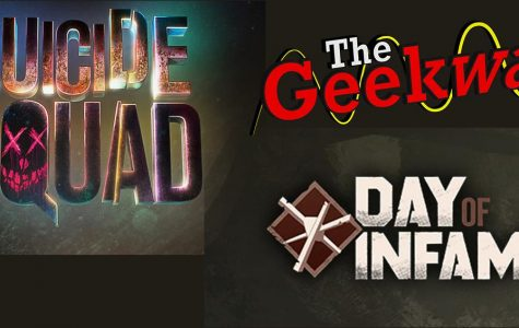 The Geekwave Episode 46: Infamy. Infamy Everywhere