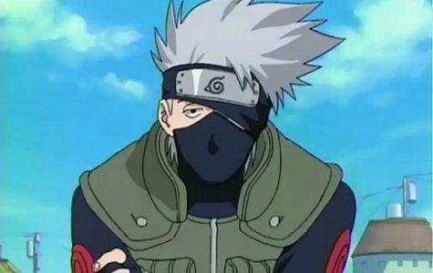 Kakashi's face revealed