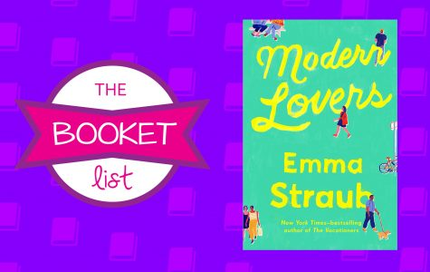 "The Booket List Episode 2: Introducing ""Modern Lovers"" by Emma Straub"