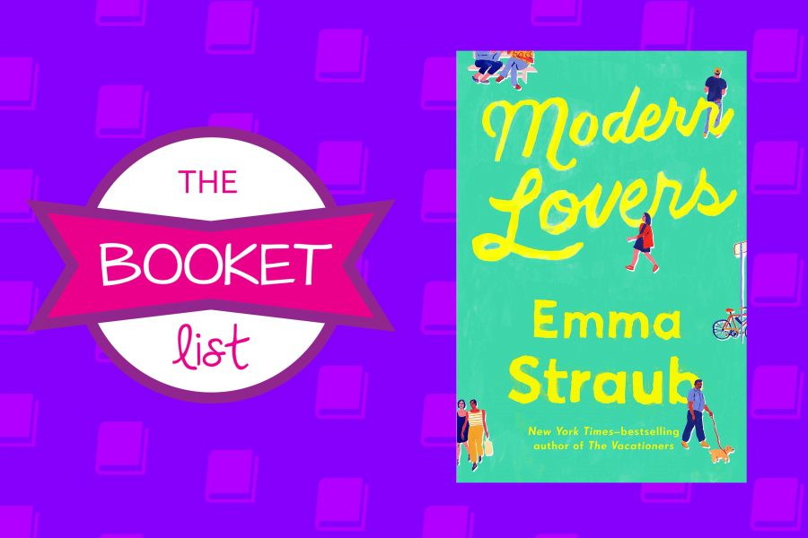 The Booket List Episode 2: Introducing Modern Lovers by Emma Straub