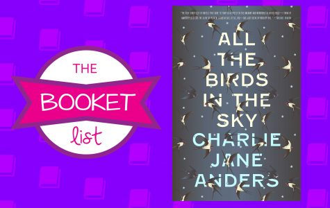 "The Booket List Episode 1 – ""All the Birds in the Sky"" by Charlie Jane Anders"