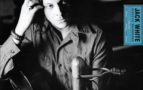 Jack White Acoustic Recordings 1998-2016