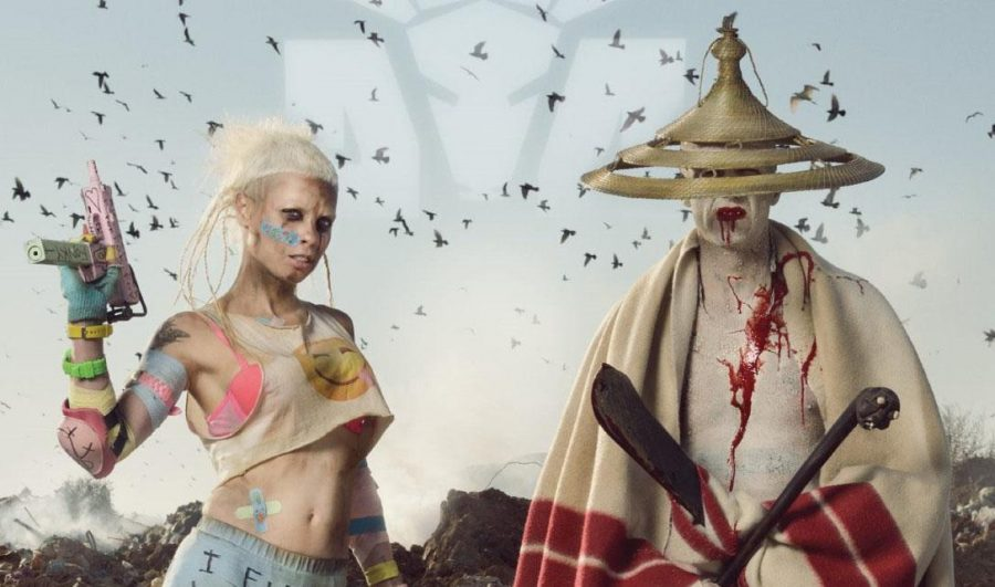 Die Antwoord - Mount Ninji and Da Nice Time Kid