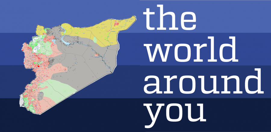 The World Around You Episode 9: The Syrian Civil War