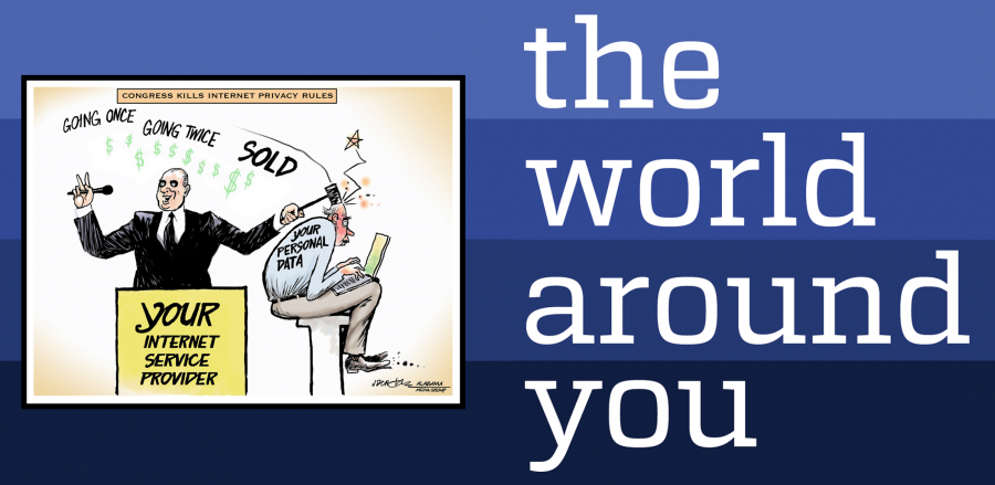The World Around You Episode 16: The Internet's Not-So-Privacy Rules