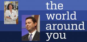 The World Around You Interview: Representative Chavez-Houck