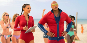 """Baywatch"" washes up like so much beach trash"
