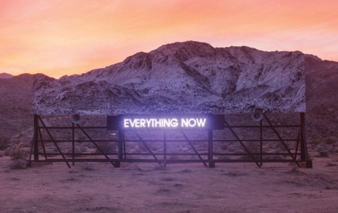 Love, Fame and Fortune: Everything Now by Arcade Fire