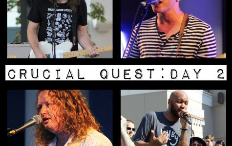 Crucial Quest: Day 2