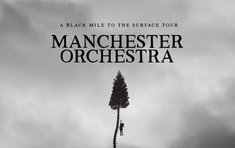 Manchester Orchestra – A Black Mile To The Surface Tour 2017