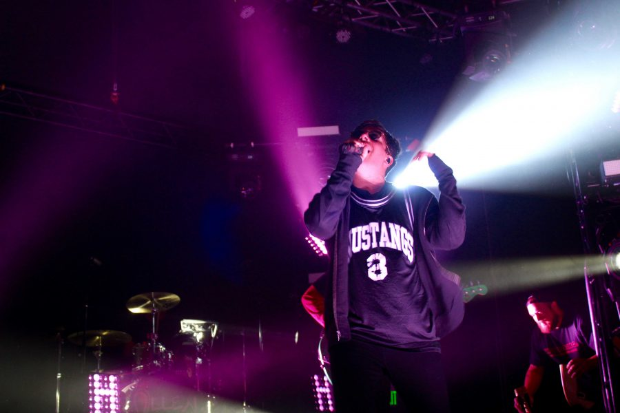 Hoodie Allen Hypes Up The 801 Crowd Sunday Night At The Complex