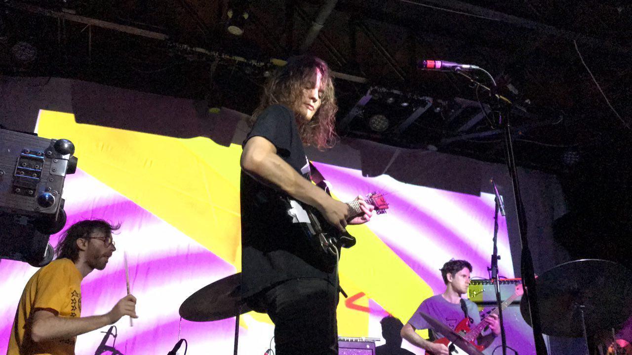 Captured October 6 by George Kounalis @Metro Music Hall in SLC