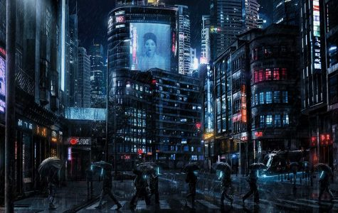 The Booket List: Cyberpunk!