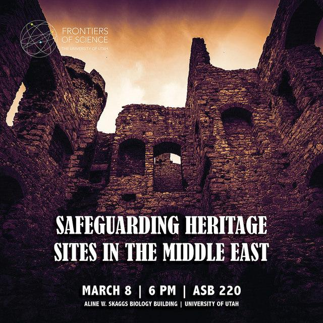 Safeguarding Heritage Sites in the Middle East