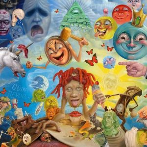 Image owned by Trippie Redd and TenThousand Projects LLC