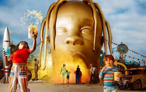 Image property of Travis Scott/David LaChapelle/Epic Records