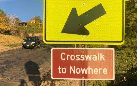 Hidden Gems of SLC: Crosswalk To Nowhere
