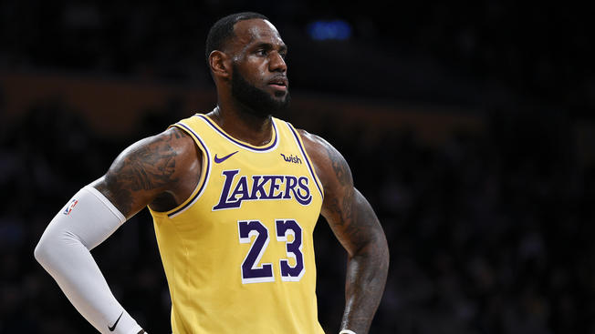 Sportsmanlike Conduct January 15th - LeBron James on NFL Owners