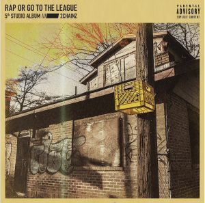 """""""Rap Or Go To The League"""" review: 2 Chainz crosses the competition up on new project"""