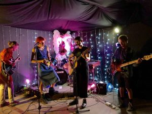 Interview with Kassie Carlson of Guerilla Toss