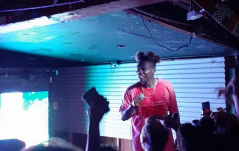 Concert review: Tobi Lou (9/17/19)