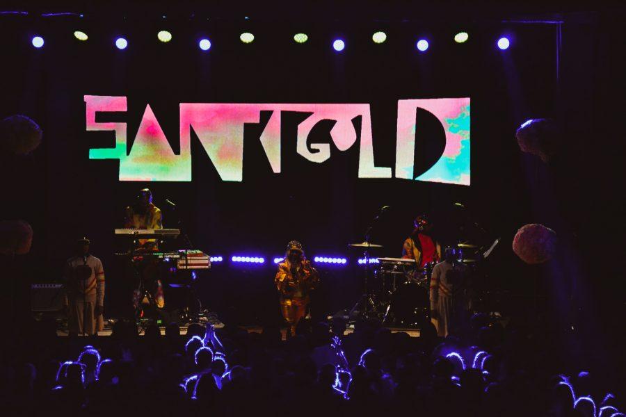 Santigold at the Gallavin Center
