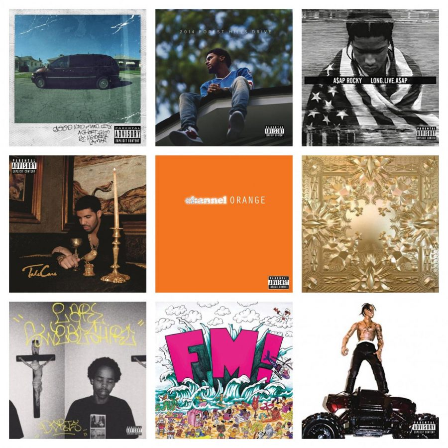 JMO's top hip hop albums of the decade